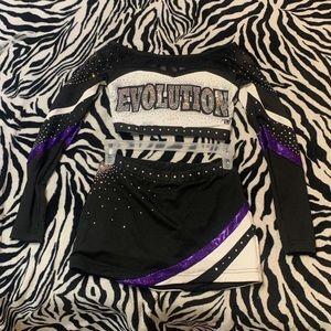 All star cheer worlds uniform